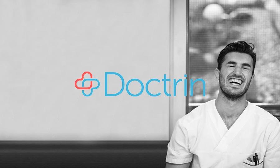 Digitalisera vården - Doctrin