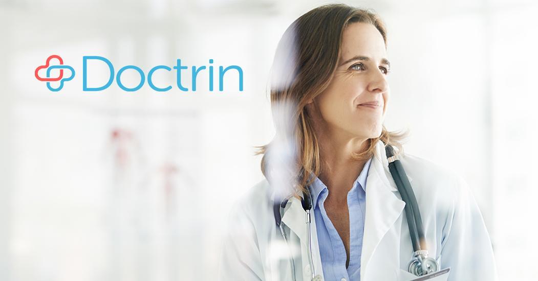 Doctrin - Vi hjälper vårdgivare att digitalisera patientresan