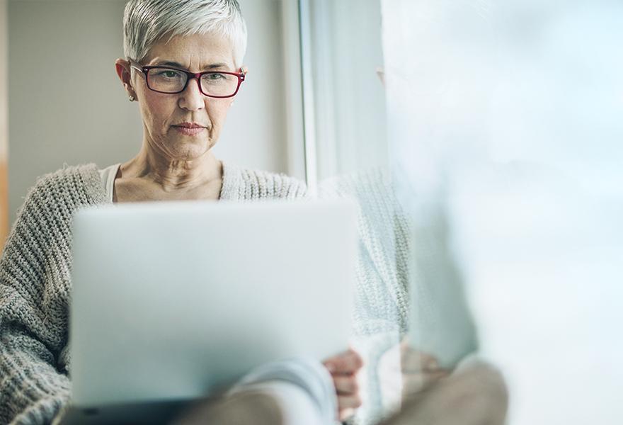 doctrin-kvinna-chatt-anamnes-doctrin-vårdkontakt