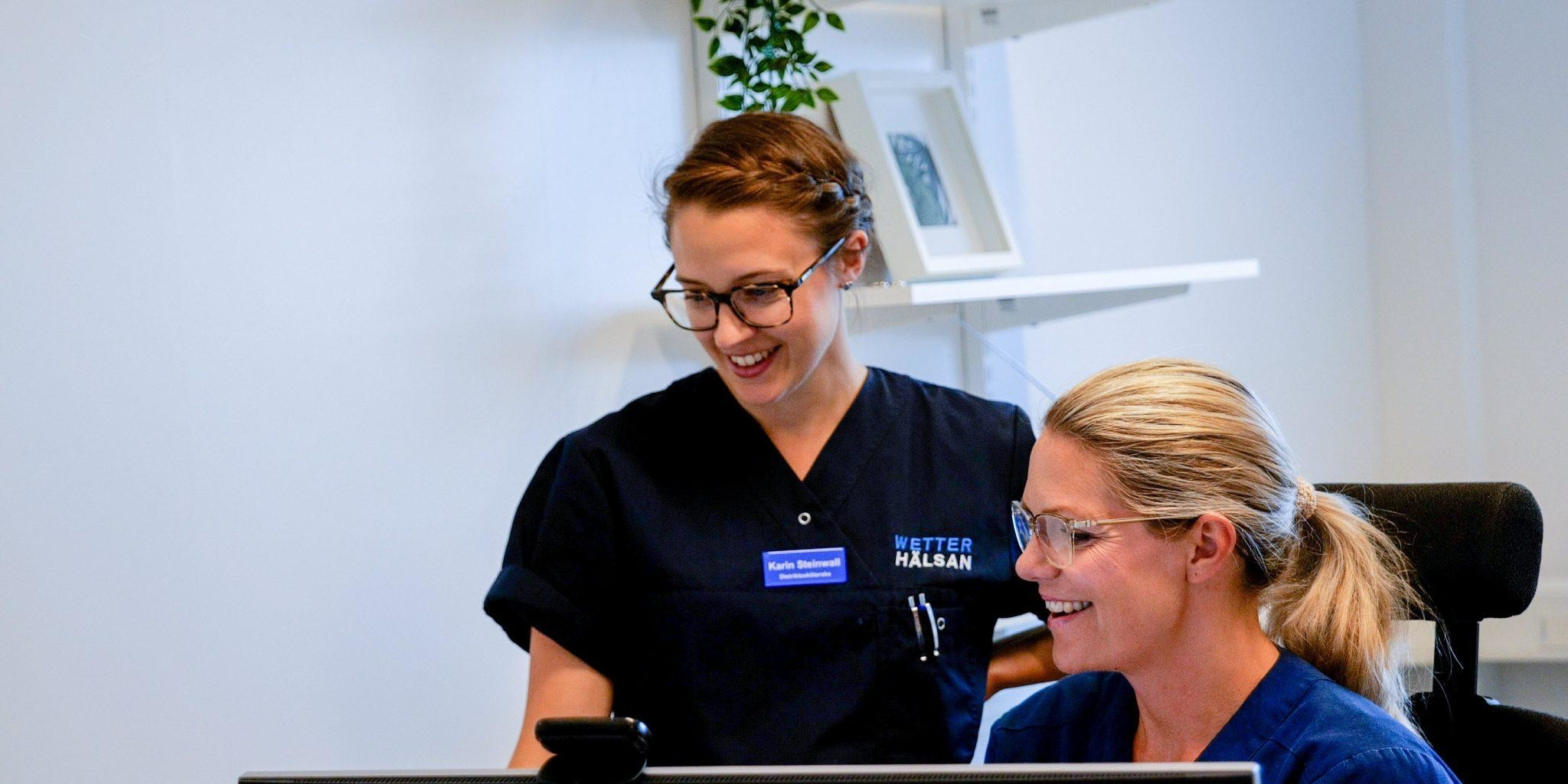 Wetterhälsan is Jönköping's most extensive private care provider with 20
